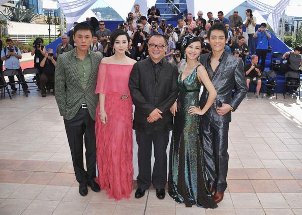 Chongqing Blues Chongqing Blues Photocall 63rd Cannes Film Festival Zimbio