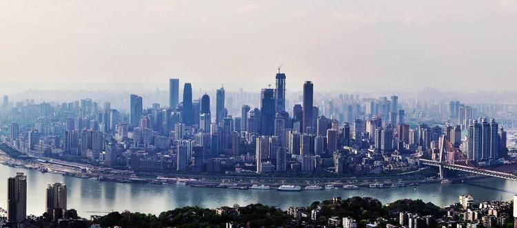 Chongqing City in China Thousand Wonders