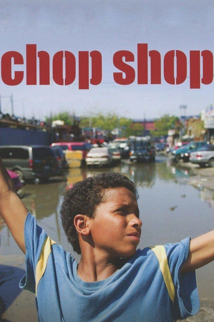 Chop Shop (film) wwwgstaticcomtvthumbmovieposters177783p1777