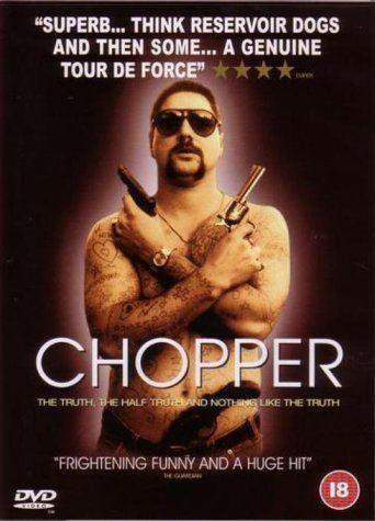 Chopper (film) Chopper 2000 DVD Amazoncouk Eric Bana Simon Lyndon David