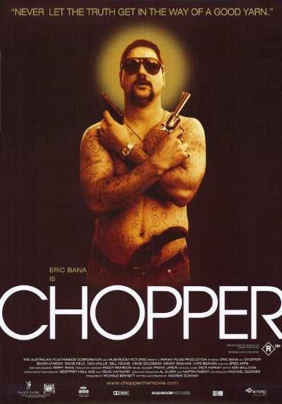 Chopper (film) Movie Review Chopper Escape Into Life