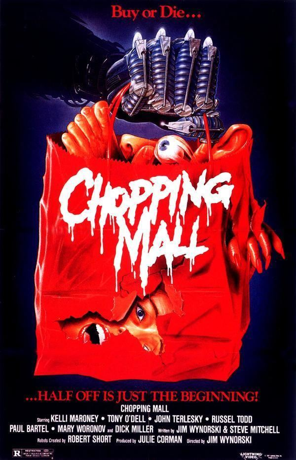 Chopping Mall Daily Grindhouse 31 FLAVORS OF HORROR CHOPPING MALL 1986