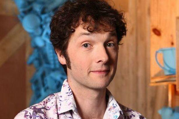 Chris Addison Comedian Chris Addison cancels Lichfield gig after New York flight