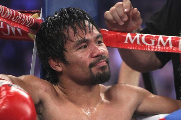 Chris Algieri Manny Pacquiao39s Fight with Chris Algieri Is a Wasteful