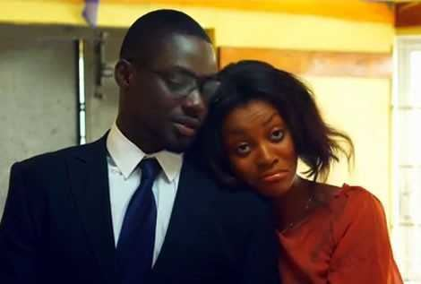 Chris Attoh Actor Chris Attoh and Damilola Adegbite Marry Secretly General