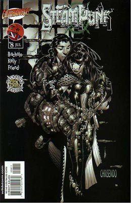 Chris Bachalo Chris Bachalo Lambiek Comiclopedia
