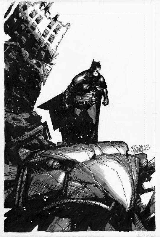 Chris Bachalo Batman by Chris Bachalo Batman Overload Pinterest Batman