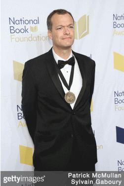 Chris Bachelder UCs Chris Bachelder on Writing Process AwardWinning Book and Need