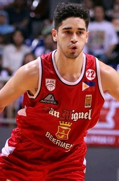 Chris Banchero Chris Banchero 39s Favorite PBA Team is Ginebra Get To