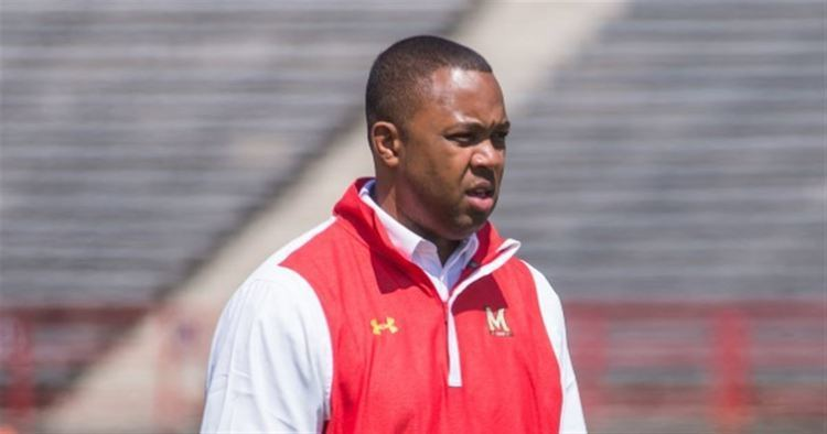 Chris Beatty Maryland Football Assistant Chris Beatty RedHot in Recruiting