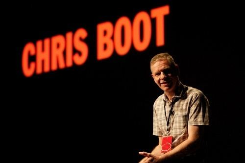 Chris Boot Chris Boot Look3
