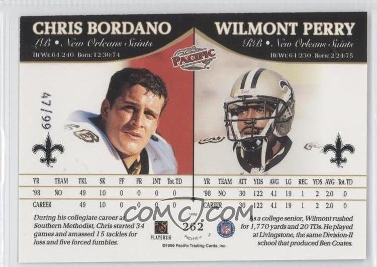 Chris Bordano httpsimgcomccomiFootball1999PacificBas