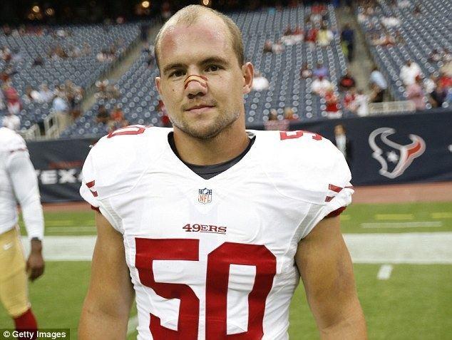 Chris Borland San Francisco 49ers Chris Borland retires over repeated