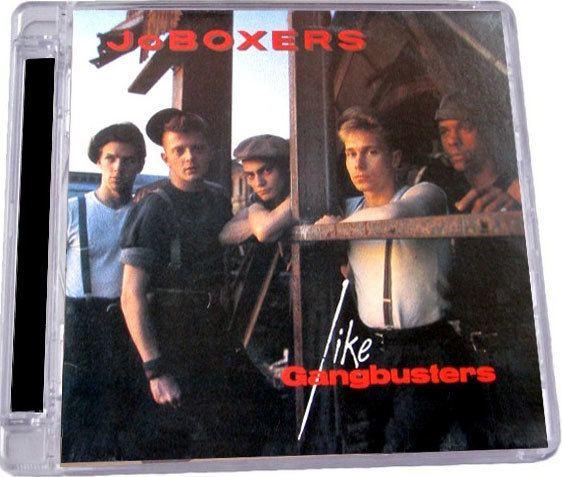 Chris Bostock JoBoxers Chris Bostock Dig Wayne Rob Marche Sean McLusky Dave