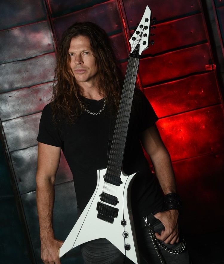 Chris Broderick An Interview With Chris Broderick Act of Defiance The  Metalist