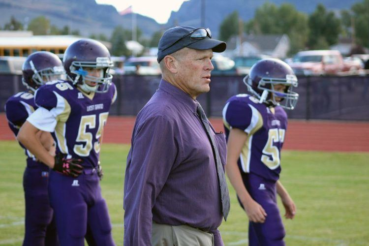 Chris Brown (American football coach) Denver Broncos high school football coach of the week Chris Brown