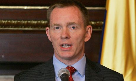 Chris Bryant Chris Bryant all a Twitter over new role Politics The