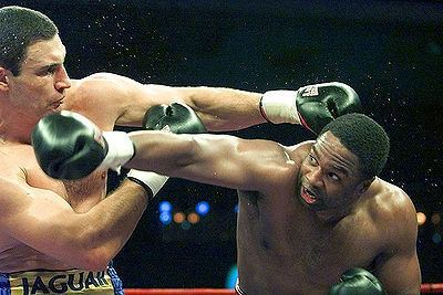 Chris Byrd Former two time heavyweight champion Chris Byrd talks career Klitschk