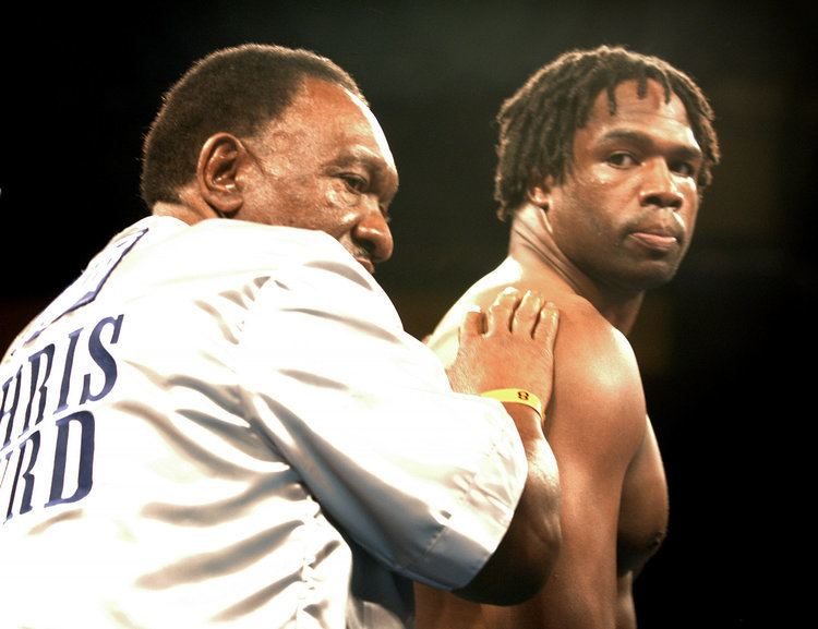 Chris Byrd Retired boxer Chris Byrd of Flint prepares to launch new web show