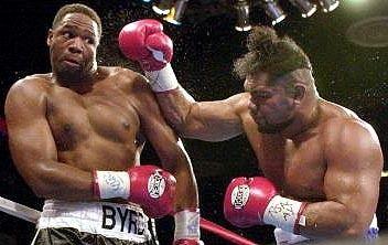 Chris Byrd Chris Byrd vs David Tua BoxRec