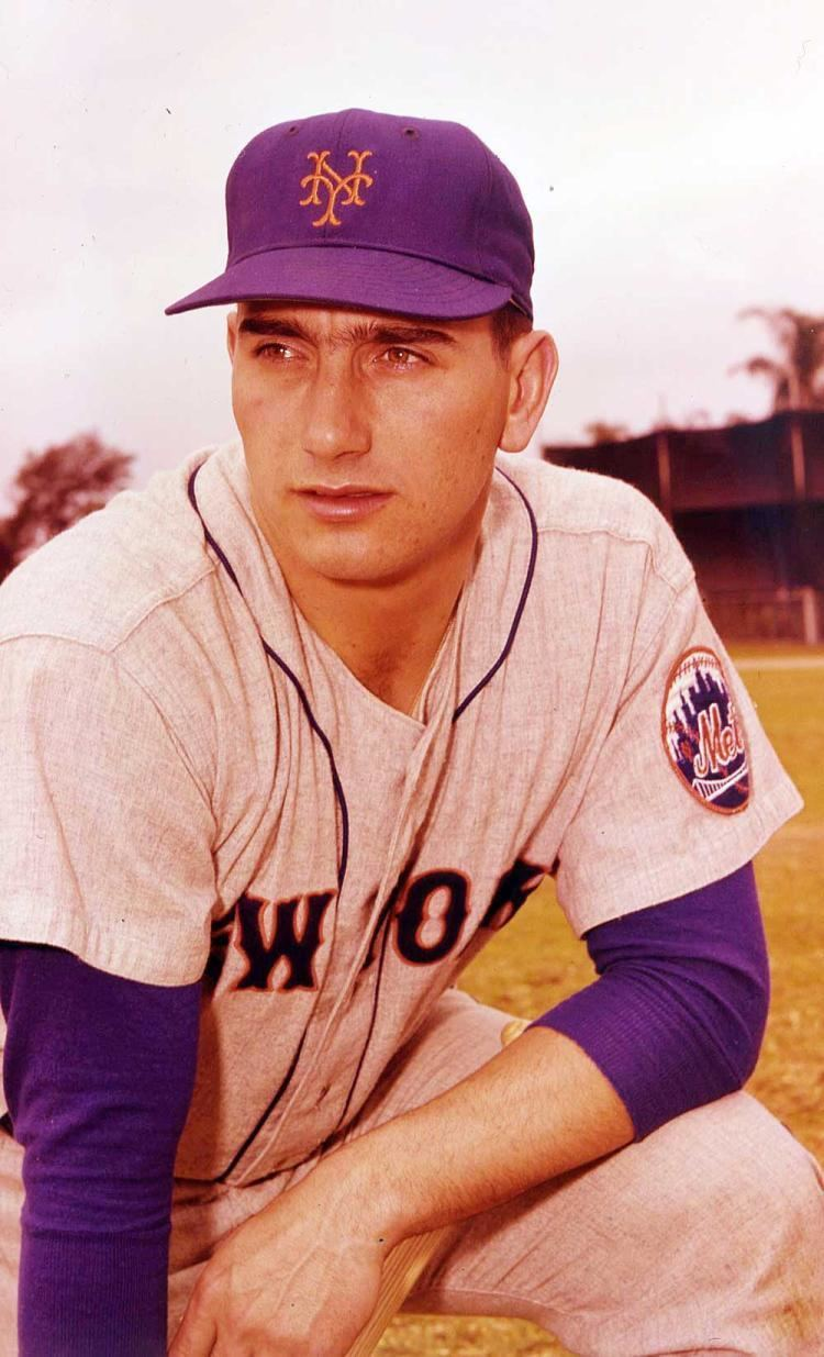 Chris Cannizzaro Chris Cannizzaro an original member of the Mets dead at 78 NY