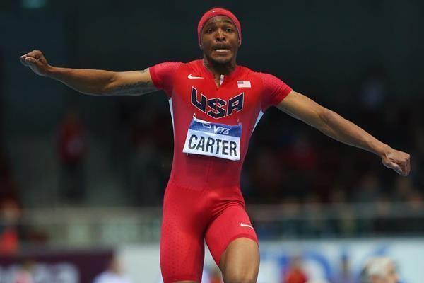 Chris Carter (triple jumper) Chris Carter Profile iaaforg