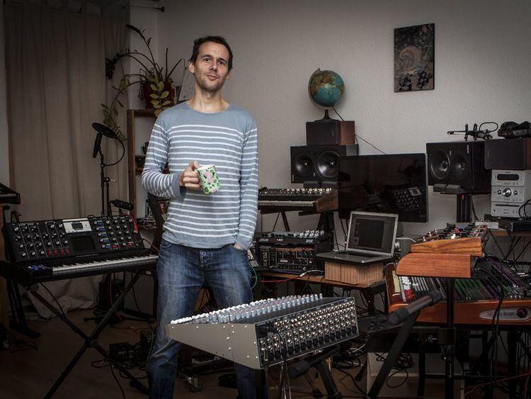 Chris Clark (musician) Interview Clark talks Kraftwerk modulars and production