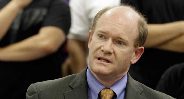 Chris Coons Coons camp Gawker post 39cowardly39 POLITICO