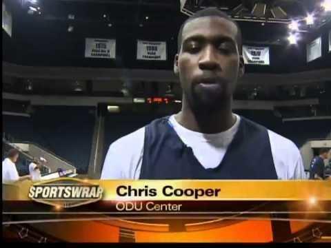 Chris Cooper (basketball) ODU basketballs Chris Cooper YouTube