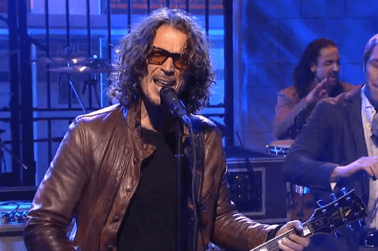 Chris Corne Chris Cornell Joins Zac Brown Band For HeavyHeaded 39SNL