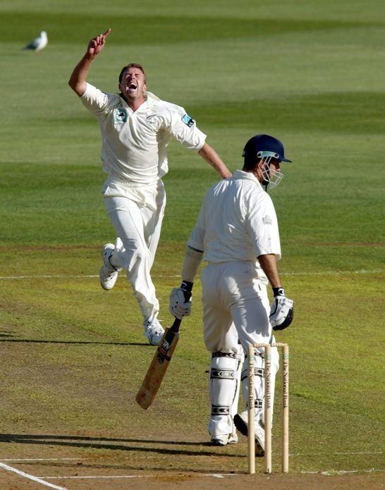 Chris Drum (Cricketer)