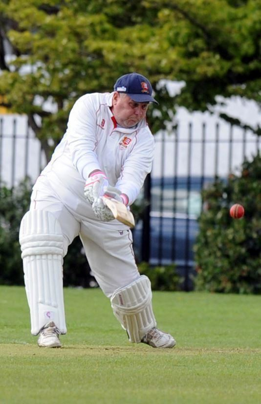 Chris Gladwin Chris Gladwin has no time for sentiment as WestcliffonSea face his
