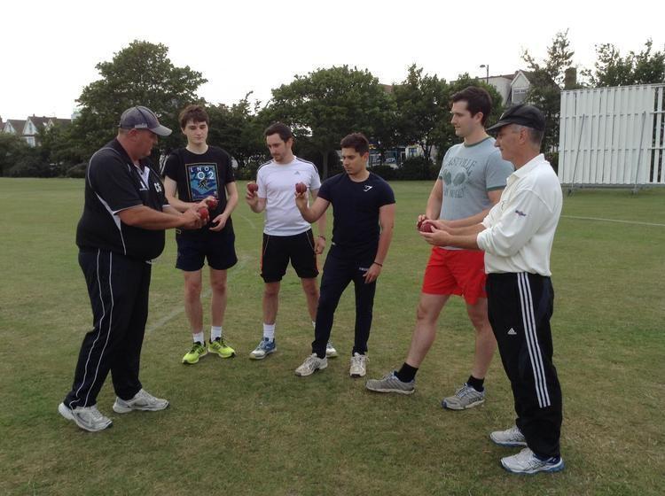 Chris Gladwin Chris Gladwin inspires Westcliff Cricket Club revival From Echo