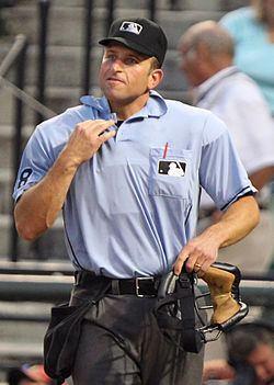 Chris Guccione (umpire) 2016 UEFL Umpire of the Year Chris Guccione Close Call Sports