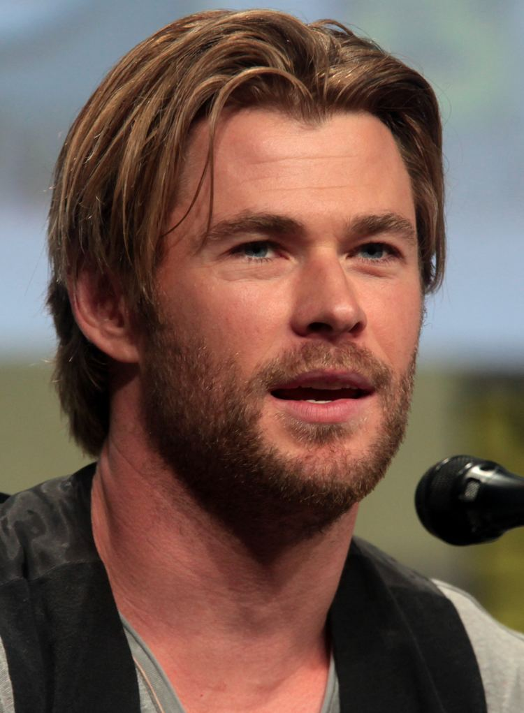 Chris Hemsworth Chris Hemsworth Wikipedia the free encyclopedia