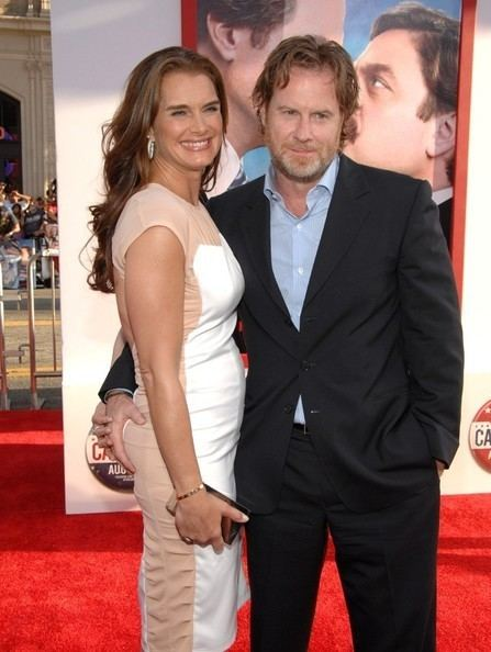 Chris Henchy Brooke Shields and Chris Henchy Photos quotThe Campaign