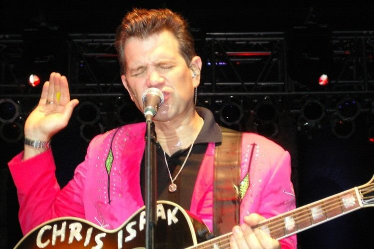 Chris Isaak Chris Isaak Wikipedia the free encyclopedia
