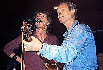 Chris Jagger Mick Jagger39s brother Chris plays at Queenscliff Festival