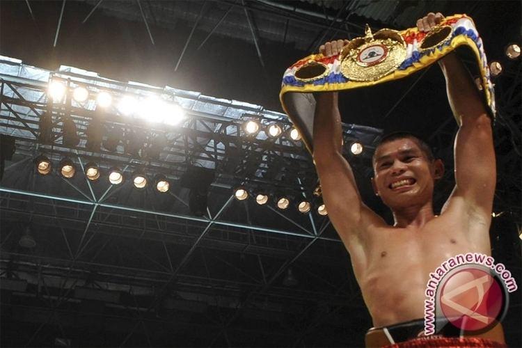 Chris John (boxer) Chris John other boxers nations excellent promoters ANTARA News