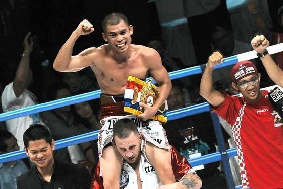 Chris John (boxer) Quiet Boxing Champ Chris John of Indonesia Leaves His Mark WSJ