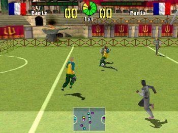 Chris Kamara's Street Soccer Chris Kamaras Street Soccer E SLES02948 Playstation PSX