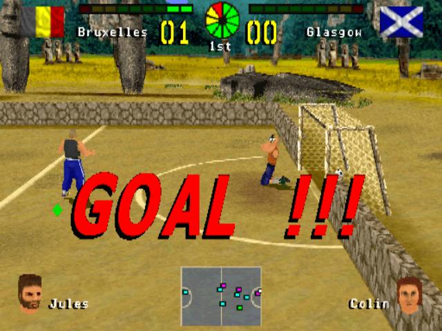 Chris Kamara's Street Soccer Retro Respawn Chris Kamara39s Street Soccer Gaming Respawn