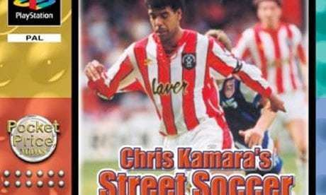 Chris Kamara's Street Soccer The most unlikely football computer games The Knowledge Football