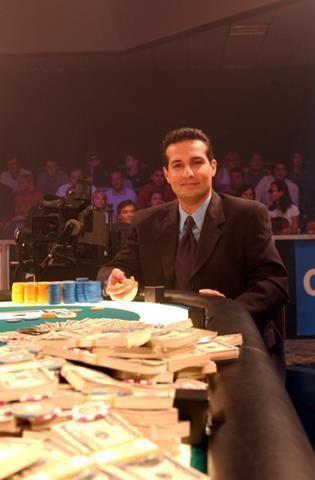 Chris Karagulleyan Low Limit Holdem World Poker Tour