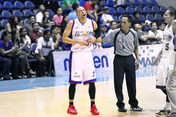 Chris Lutz LUTZ MAKAKABALIK NA Philippine Basketball Association
