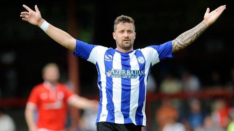 Chris Maguire Chris Maguire screamer York City v Sheffield Wednesday