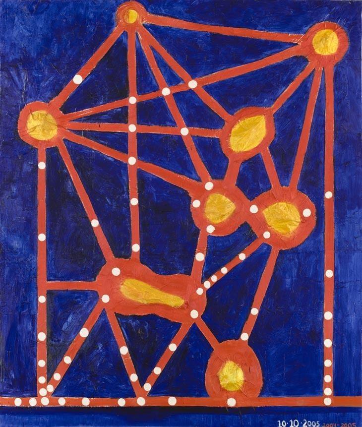 Chris Martin (artist) Chris Martin Artist39s Profile The Saatchi Gallery