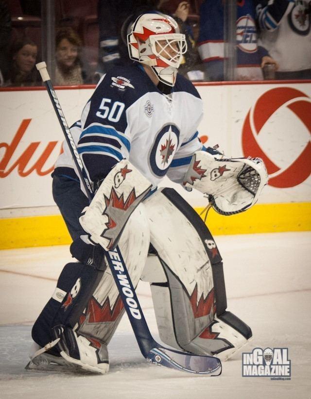 Chris Mason (ice hockey) Ask a Pro with Winnipeg Jet Chris Mason InGoal Magazine