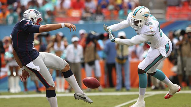 Chris McCain Fans React To Dolphins39 Chris McCain Vowing To CrushBrady