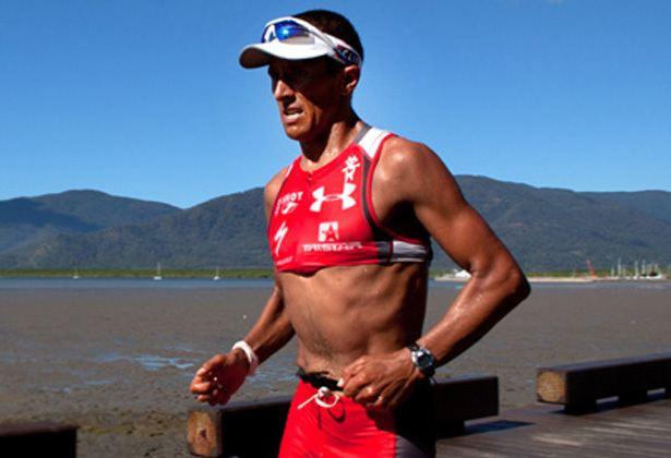 Chris McCormack (triathlete) Chris McCormack signs up for Laguna Phuket Triathlon 2012
